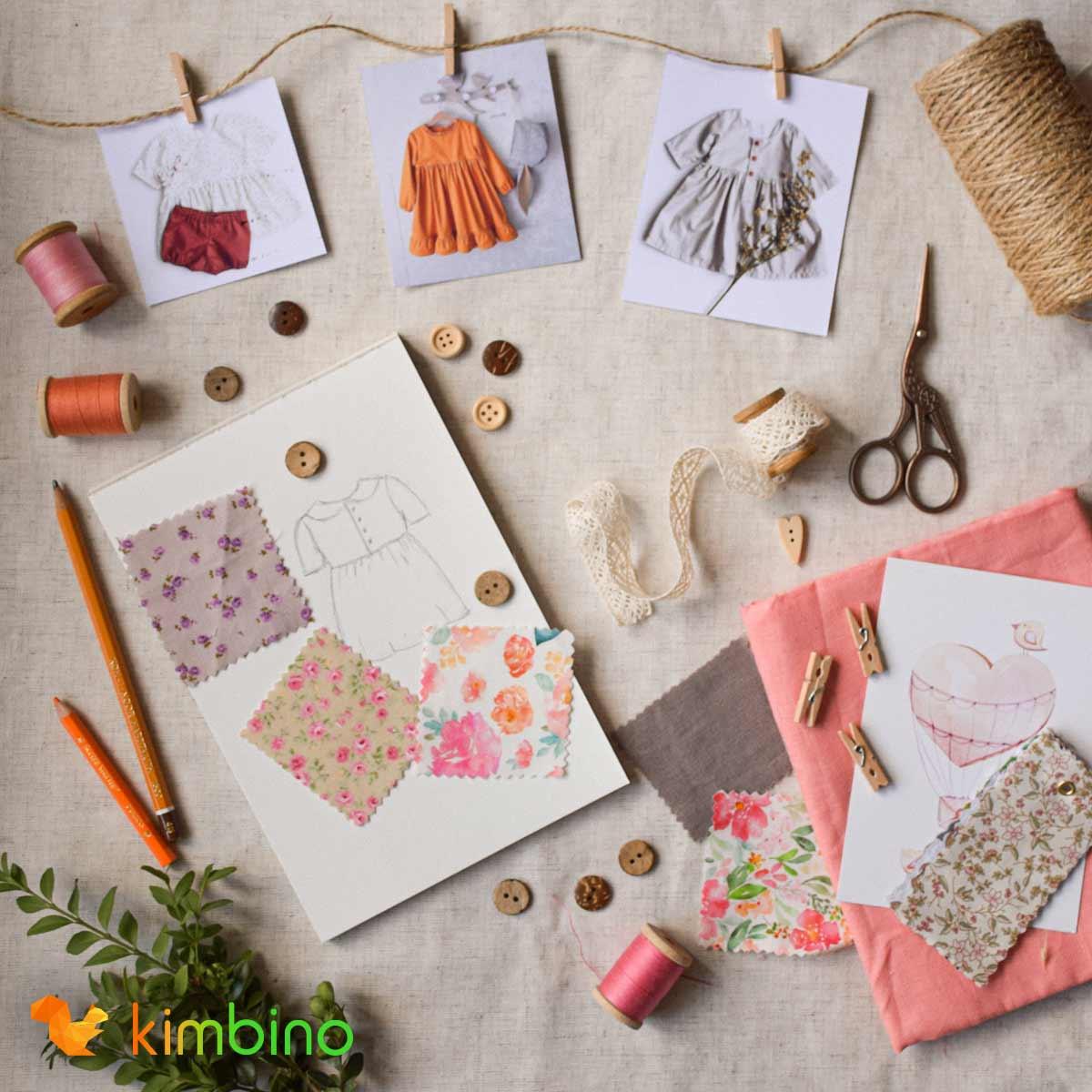 kreativita kimbino